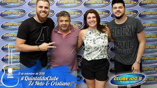 Foto Zé Neto & Cristiano no #QuintaldaClube 92