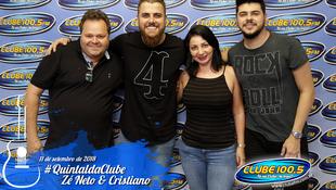 Foto Zé Neto & Cristiano no #QuintaldaClube 93