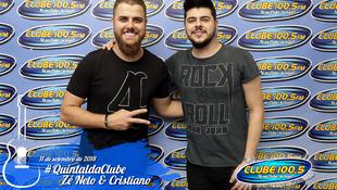 Foto Zé Neto & Cristiano no #QuintaldaClube 102
