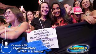 Foto Zé Neto & Cristiano no #QuintaldaClube 105