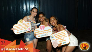 Foto Fotos da galera no #SafadãoElétrico 491