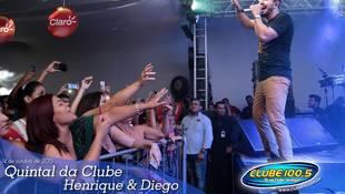 Foto Quintal da Clube com Henrique & Diego 4