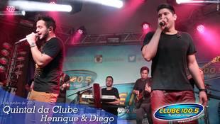 Foto Quintal da Clube com Henrique & Diego 7