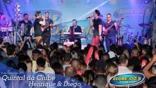 Foto Quintal da Clube com Henrique & Diego 8