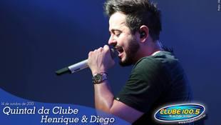 Foto Quintal da Clube com Henrique & Diego 11