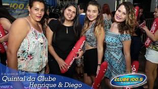 Foto Quintal da Clube com Henrique & Diego 15