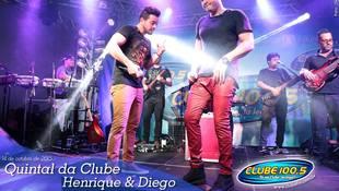 Foto Quintal da Clube com Henrique & Diego 17