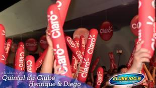 Foto Quintal da Clube com Henrique & Diego 20