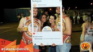 Foto Fotos da galera no #SafadãoElétrico 492