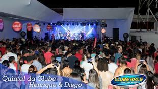 Foto Quintal da Clube com Henrique & Diego 24