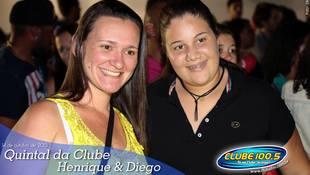 Foto Quintal da Clube com Henrique & Diego 25
