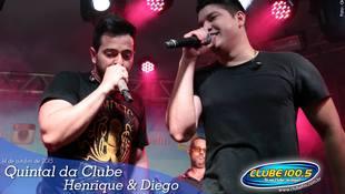 Foto Quintal da Clube com Henrique & Diego 27