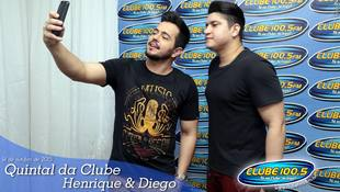 Foto Quintal da Clube com Henrique & Diego 28