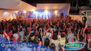 Foto Quintal da Clube com Henrique & Diego 30