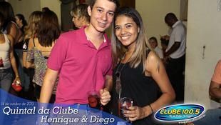 Foto Quintal da Clube com Henrique & Diego 31