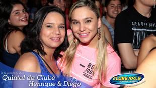 Foto Quintal da Clube com Henrique & Diego 33
