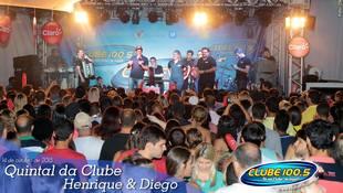 Foto Quintal da Clube com Henrique & Diego 34