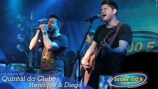 Foto Quintal da Clube com Henrique & Diego 35
