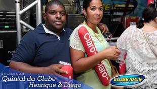 Foto Quintal da Clube com Henrique & Diego 37