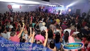 Foto Quintal da Clube com Henrique & Diego 38