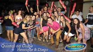 Foto Quintal da Clube com Henrique & Diego 40