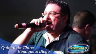 Foto Quintal da Clube com Henrique & Diego 41