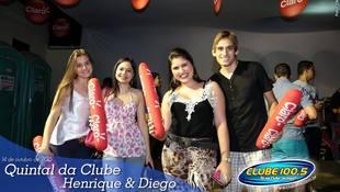 Foto Quintal da Clube com Henrique & Diego 43