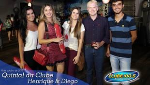Foto Quintal da Clube com Henrique & Diego 44