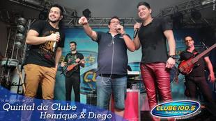 Foto Quintal da Clube com Henrique & Diego 46