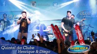 Foto Quintal da Clube com Henrique & Diego 47