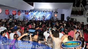 Foto Quintal da Clube com Henrique & Diego 48