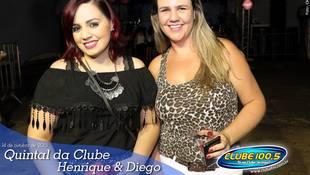 Foto Quintal da Clube com Henrique & Diego 50