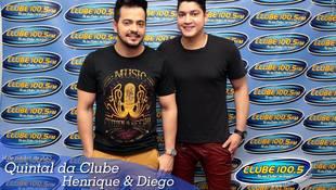 Foto Quintal da Clube com Henrique & Diego 51