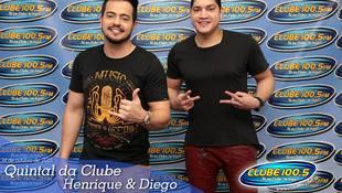 Foto Quintal da Clube com Henrique & Diego 52
