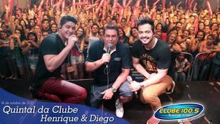 Foto Quintal da Clube com Henrique & Diego 53