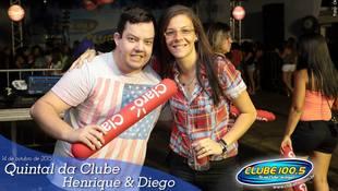 Foto Quintal da Clube com Henrique & Diego 55