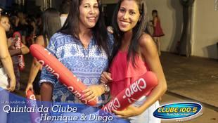 Foto Quintal da Clube com Henrique & Diego 57