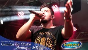 Foto Quintal da Clube com Henrique & Diego 58