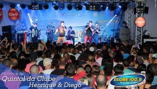 Foto Quintal da Clube com Henrique & Diego 59
