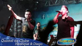 Foto Quintal da Clube com Henrique & Diego 60