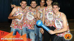 Foto Fotos da galera no #SafadãoElétrico 494