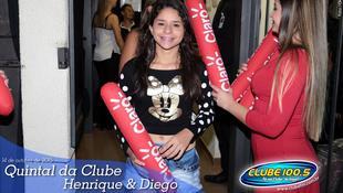 Foto Quintal da Clube com Henrique & Diego 62