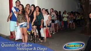 Foto Quintal da Clube com Henrique & Diego 64