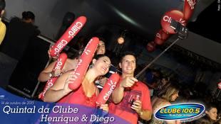 Foto Quintal da Clube com Henrique & Diego 65