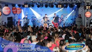 Foto Quintal da Clube com Henrique & Diego 66