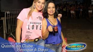 Foto Quintal da Clube com Henrique & Diego 67