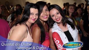 Foto Quintal da Clube com Henrique & Diego 68