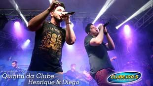 Foto Quintal da Clube com Henrique & Diego 70