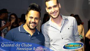 Foto Quintal da Clube com Henrique & Diego 71