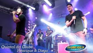 Foto Quintal da Clube com Henrique & Diego 72